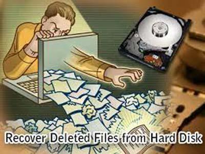 Cứu dữ liệu ổ cứng bị ghost nhầm