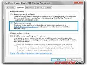 cách tăng tốc độ USB