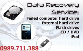phần mềm phục hồi dữ liệu
