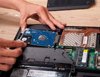 Hướng dẫn sửa ổ cứng laptop cơ bản