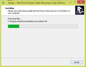 Hướng dẫn cài phần mềm phục hồi dữ liệu ổ cứng