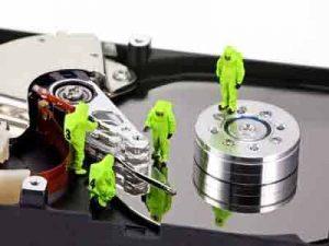 hư hỏng ổ cứng