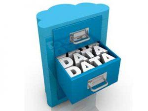 sao lưu dữ liệu