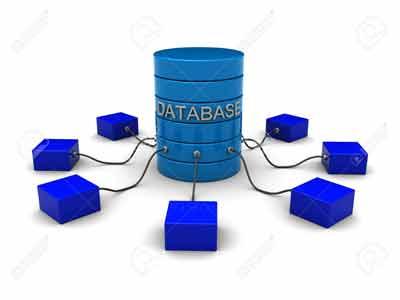 Những thông tin về cơ sở dữ liệu máy chủ