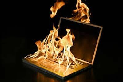 xử lý tình trạng máy tính quá nóng