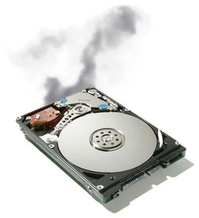 ổ cứng hỏng càng nặng hơn