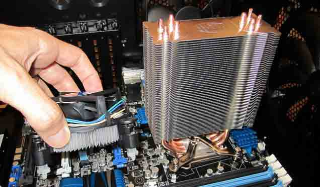 Giảm tiếng ồn máy tính