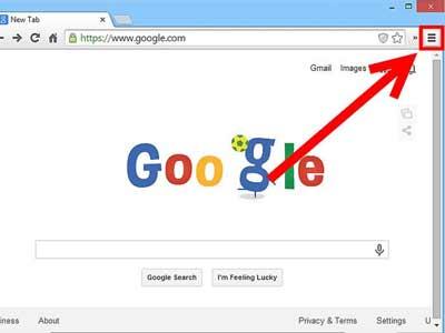 xóa Cookie trong Google Chrome