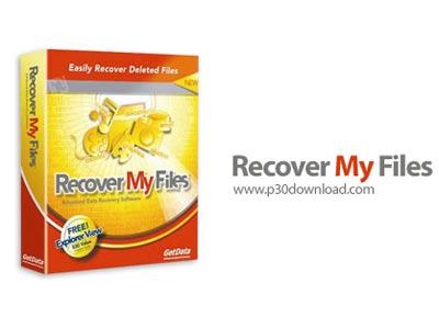 Phần mềm Recover My Files khôi phục dữ liệu ổ cứng đã xóa